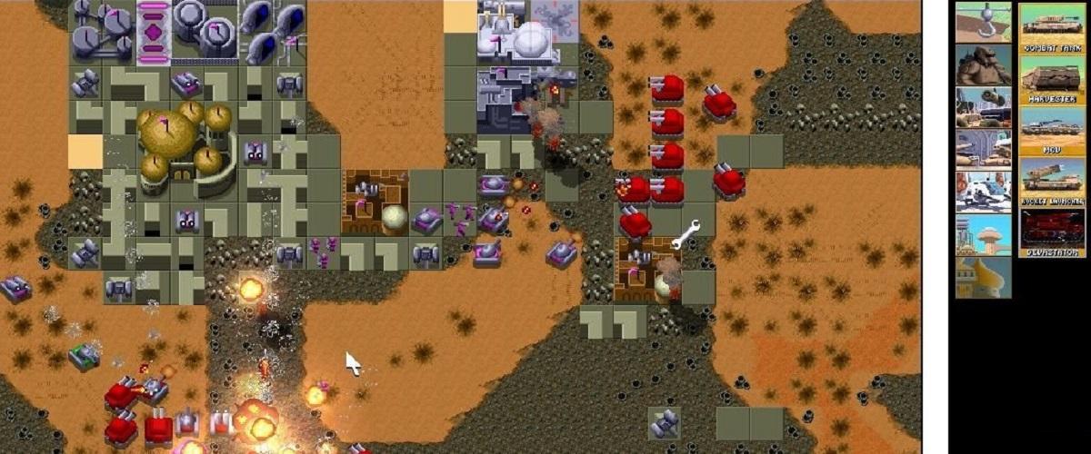 Funcom Dune RTS Remake