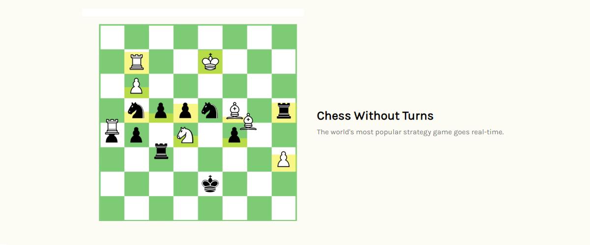 Kung Fu Chess RTS