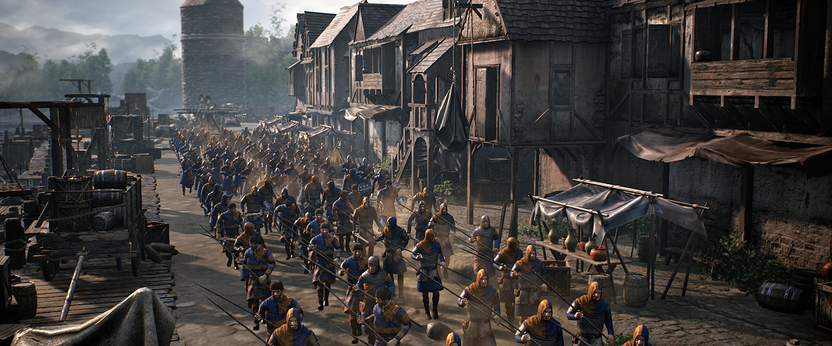 Ancestors Legacy PS4 Xbox One Console Release