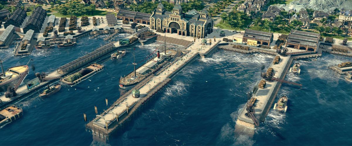 Anno 1800 sunken treasure update 4