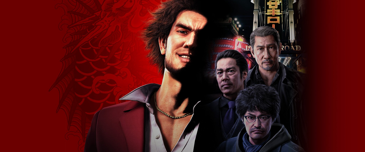 yakuza 7 hereabouts of Light and Darkness Like A Dragon