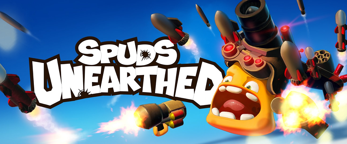 spuds unearthed rts moba VR