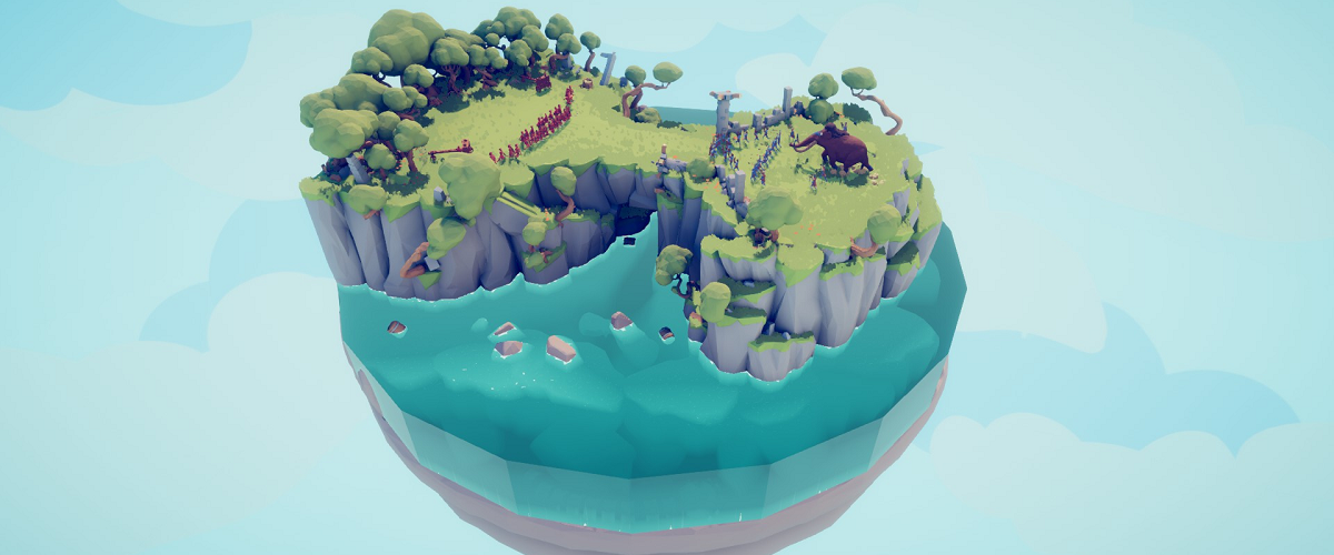 totally accurate battle simulator tabs rts game landfall strategy