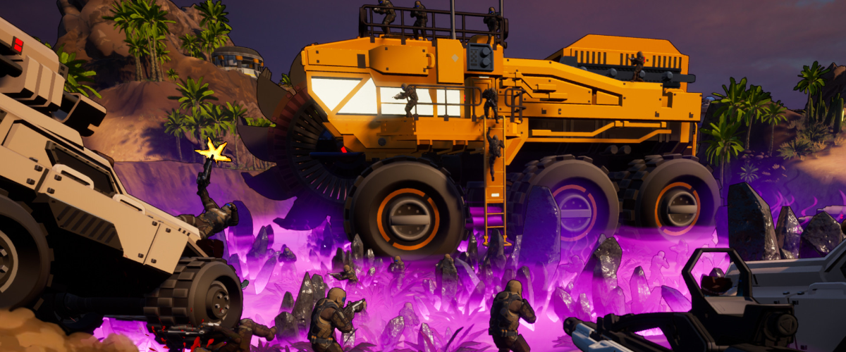 earthbreakers rts fps delay petroglyph develoment