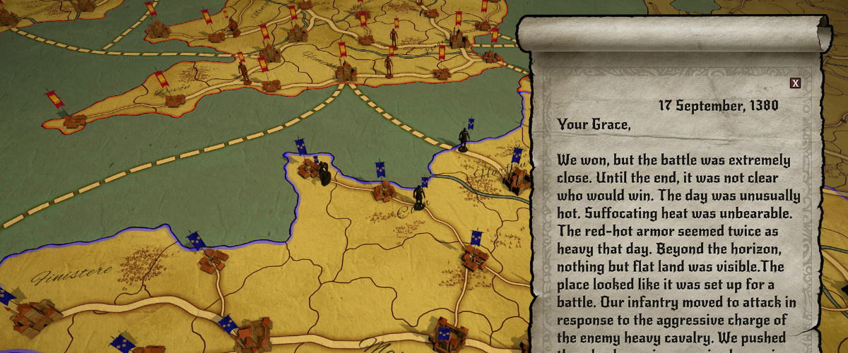 kings orders rts historical messengers Steam PC