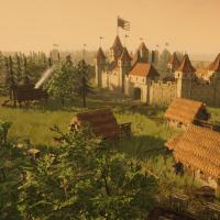 vedelhem golden horde free rts english mongols castle defense